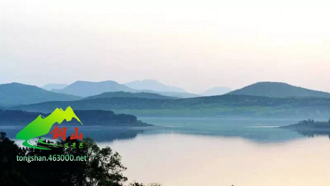 泌阳铜山湖